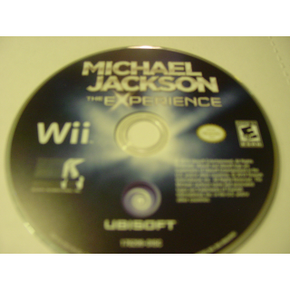 MICHAEL JACKSON / THE EXPERIENCE WII