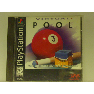 VIRTUAL POOL PS1