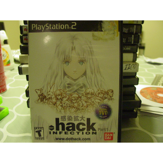 .HACK INFECTION PART 1  / PS2