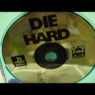 DIE HARD / TRILOGY  PS1