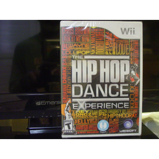 THE HIP HOP DANCE EXPERIENCE   (SEALED!!!) WII
