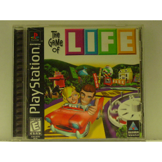 THE GAME OF LIFE  PS1