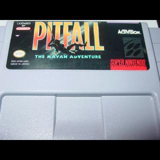 PITFALL / MAYAN ADVENTURE