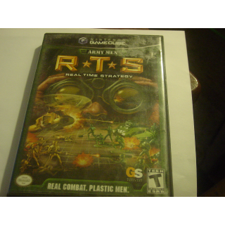 ARMY MEN R.T.S. / REAL TIME STRATEGY  GAMECUBE