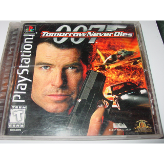 007 TOMORR0W NEVER DIES PS1