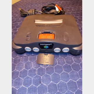 NINTENDO N64 COMPLETE!!!! WITH EXPANSION PAK