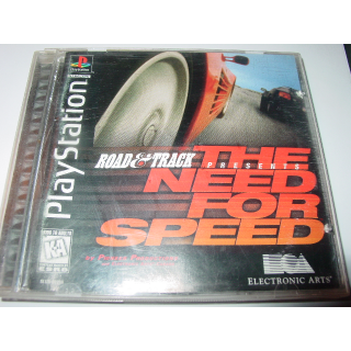 THE NEED FOR SPEED  / ROAD & TRACK  PS1