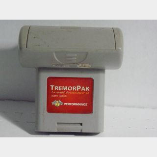 TREMOR PAK / N64