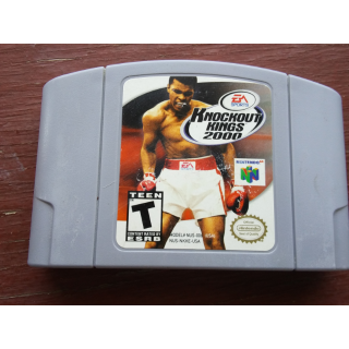 KNOCKOUT KING 2000 N64