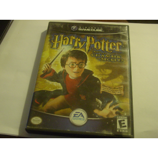 HARRY POTTER / AND THE CHAMBER OF SECRETS  GAMECUBE