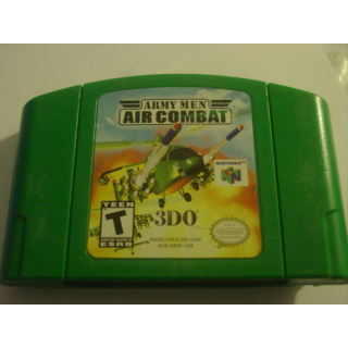 ARMY MEN AIR COMBAT  N64