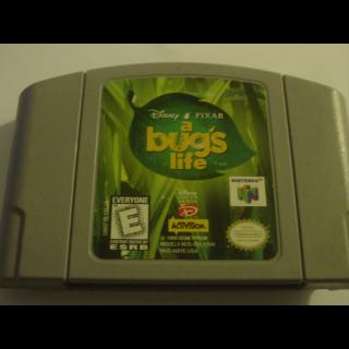 A BUG'S LIFE  N64
