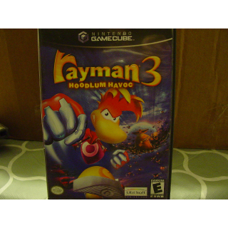 RAYMAN 3  /  GAMECUBE