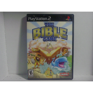 THE BIBLE GAMES PS2