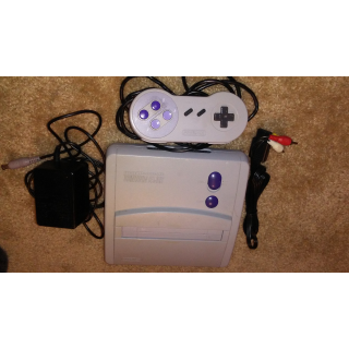 SUPER NINTENDO (MINI) COMPLETE!!!