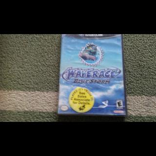 WAVERACER / BLUE STORM GAMECUBE