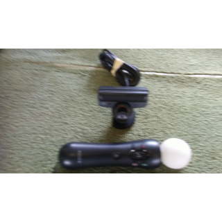 PS3 MOTION CONTROLLER & CAMERA!!!!!  PS3