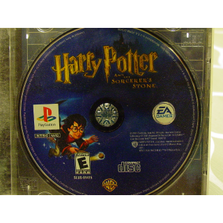 HARRY POTTER AND THE SORCERER'S STONE   PS1