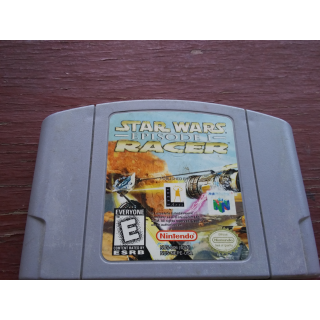 STAR WARS EPISODE RACER