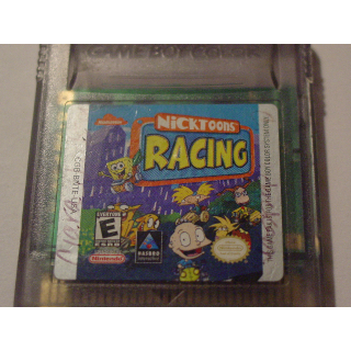 NICKTOONS / RACING