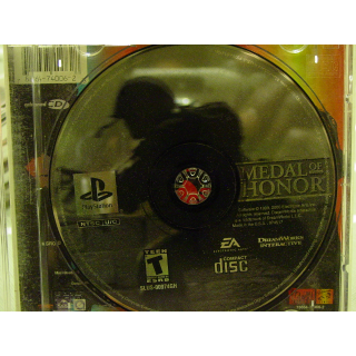 MEDAL OFHONOR  PS1