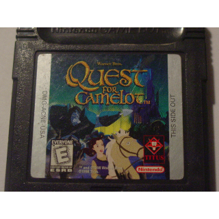 QUEST OF CAMELOT