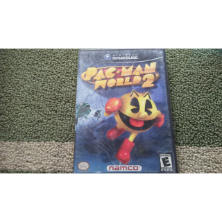 PAC MAN WORLD 2 GAMECUBE