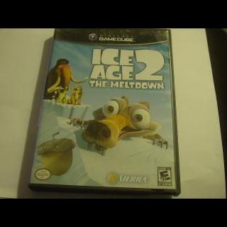ICE AGE 2 / THE MELTDOWN  GAMECUBE
