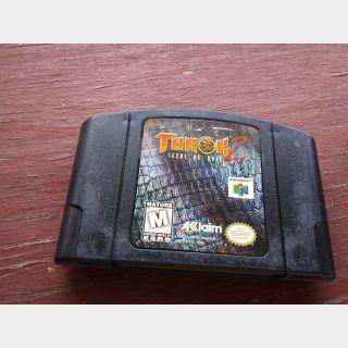 TUROK 2 N64