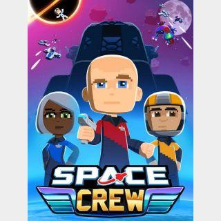 Space Crew (PC) GLOBAL STEAM CD KEY