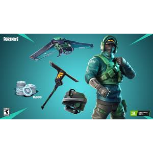 Fortnite Counterattack Set+2000 V-Bucks Instant Delivery