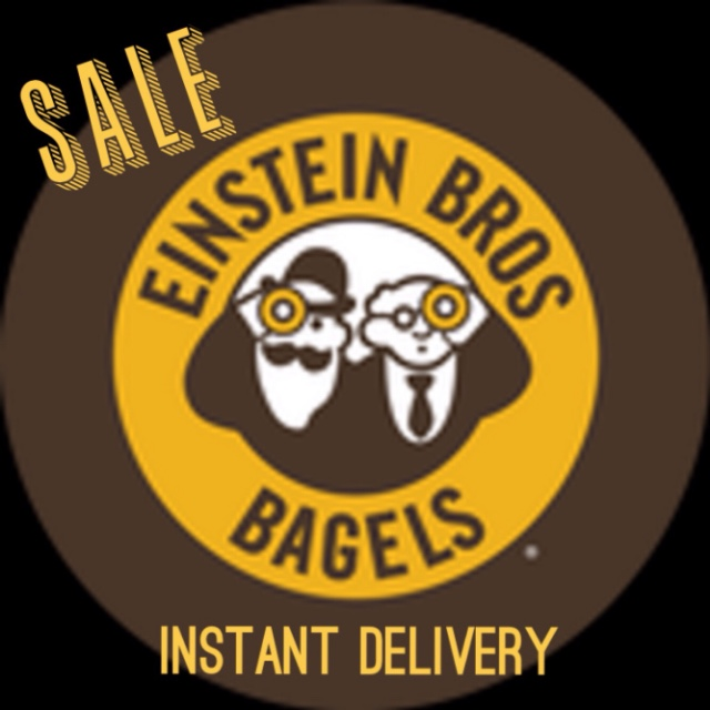 $25 00 Einstein Bagels Bros Instant Gift Card - Other Gift Cards - Gameflip
