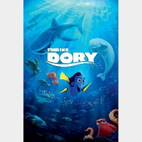 Finding Dory *INSTANT DELIVERY* FULL CODE