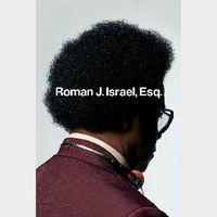 Roman J. Israel, Esq. SD