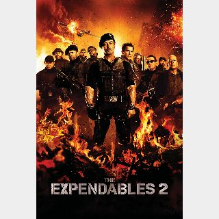 The Expendables 2  *INSTANT DELIVERY*