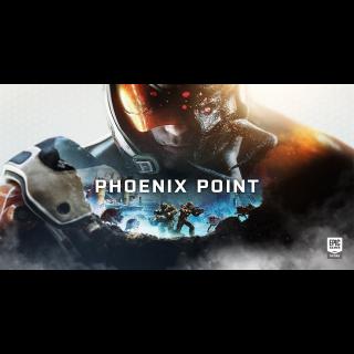 Phoenix Point EARLY ACCESS Epic Store GLOBAL (Read description)