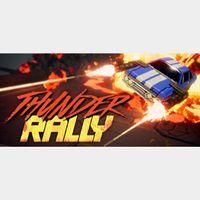 Thunder Rally STEAM Key GLOBAL