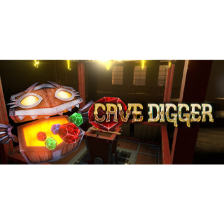 Cave Digger PC Edition STEAM Key GLOBAL