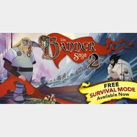 The Banner Saga 2 PS4 US Region