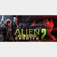Alien Shooter 2 - The Legend STEAM Key GLOBAL