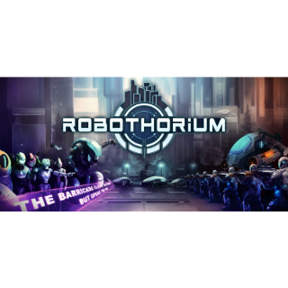 Robothorium Steam Key GLOBAL