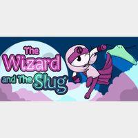 The Wizard and The Slug STEAM Key GLOBAL