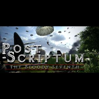 Post Scriptum STEAM Key GLOBAL