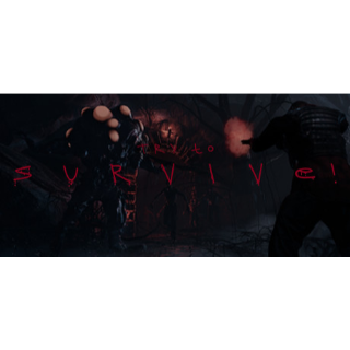 Try to Survive! STEAM Key GLOBAL