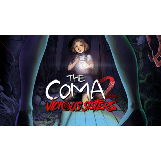 The Coma 2: Vicious Sisters GOG Key GLOBAL