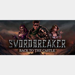 Swordbreaker: Back to The Castle STEAM Key GLOBAL