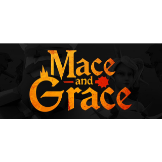 Mace and Grace: action fight blood fitness arcade STEAM Key GLOBAL
