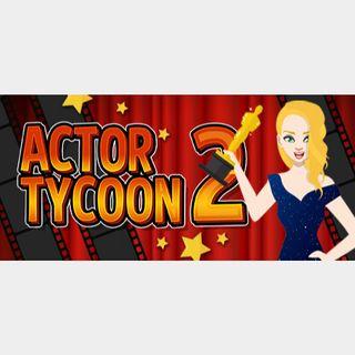 Actor Tycoon 2 STEAM Key GLOBAL
