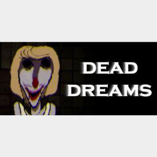 Dead Dreams STEAM Key GLOBAL