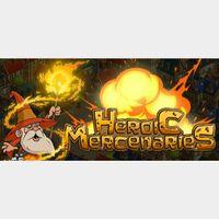 Heroic Mercenaries STEAM Key GLOBAL